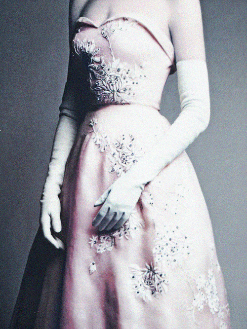 Christian Dior Haute Couture SpringSummer 1953 collection